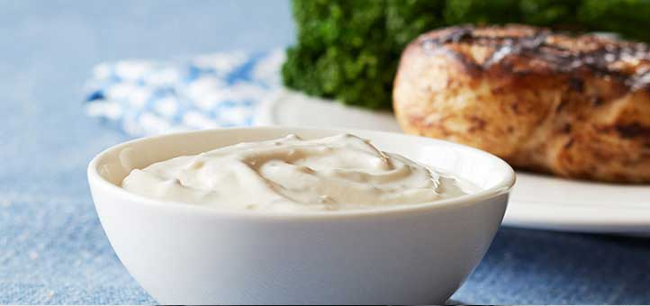 Greek Yogurt Marinated Chicken with Tzatziki Sauce Recipe