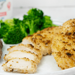 Yogurt Baked Chicken