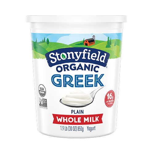 Whole Milk Greek Plain