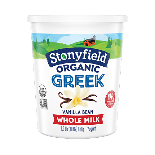 Whole Milk Greek Vanilla Bean