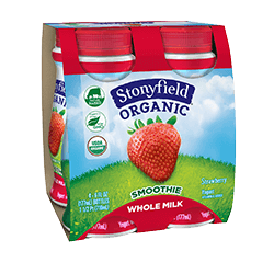 Whole Milk Strawberry