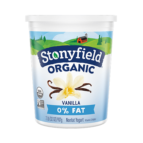 0% Fat Smooth & Creamy Vanilla