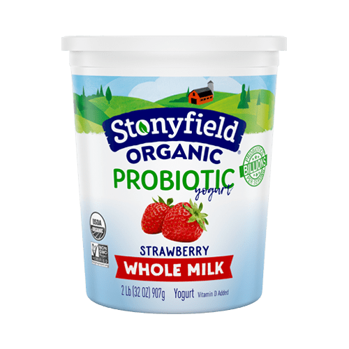 Whole Milk Smooth & Creamy Strawberry
