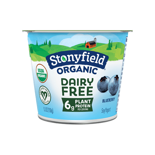 Stonyfield Organic Dairy Free Blueberry
