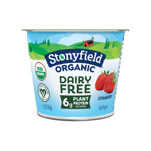 Stonyfield Organic Dairy Free Strawberry