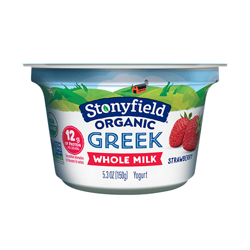 Whole Milk Greek Strawberry