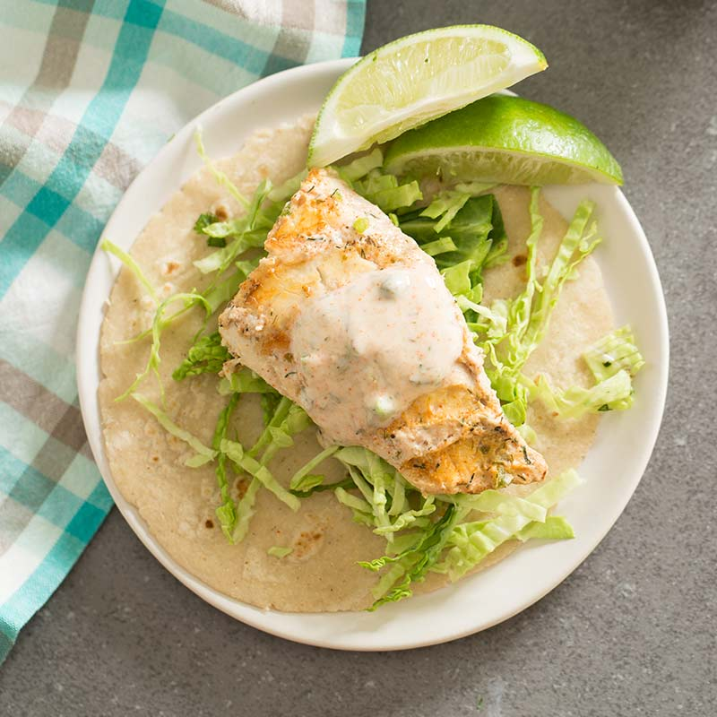Grilled fish tacos stonyfield recipes for Grilled fish taco recipe