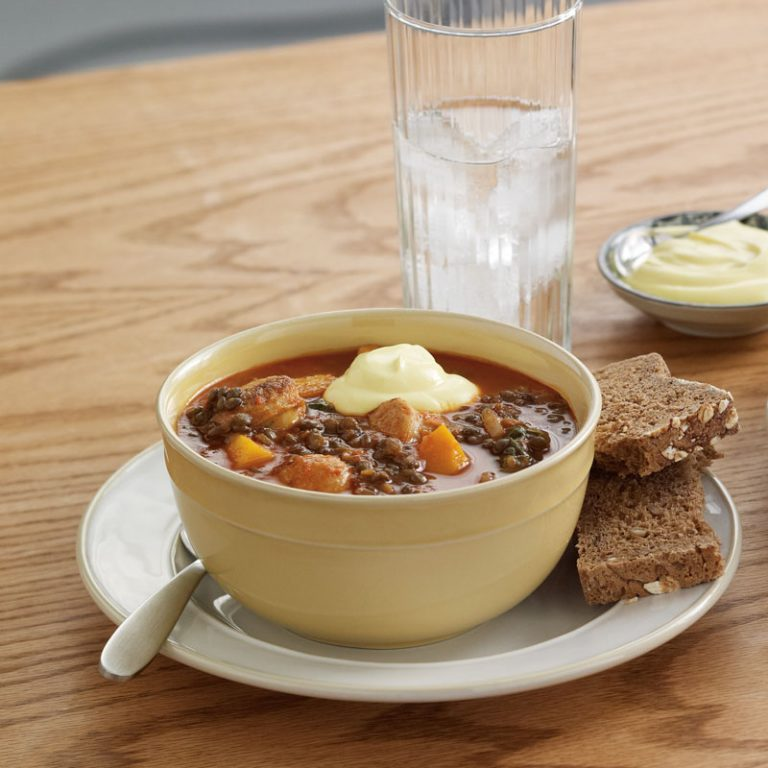 This hearty, nutritious stew will satisfy and comfort on the coldest of nights.