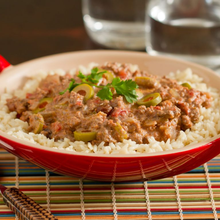 This classic Latin dish is sure to be one of your favorites.