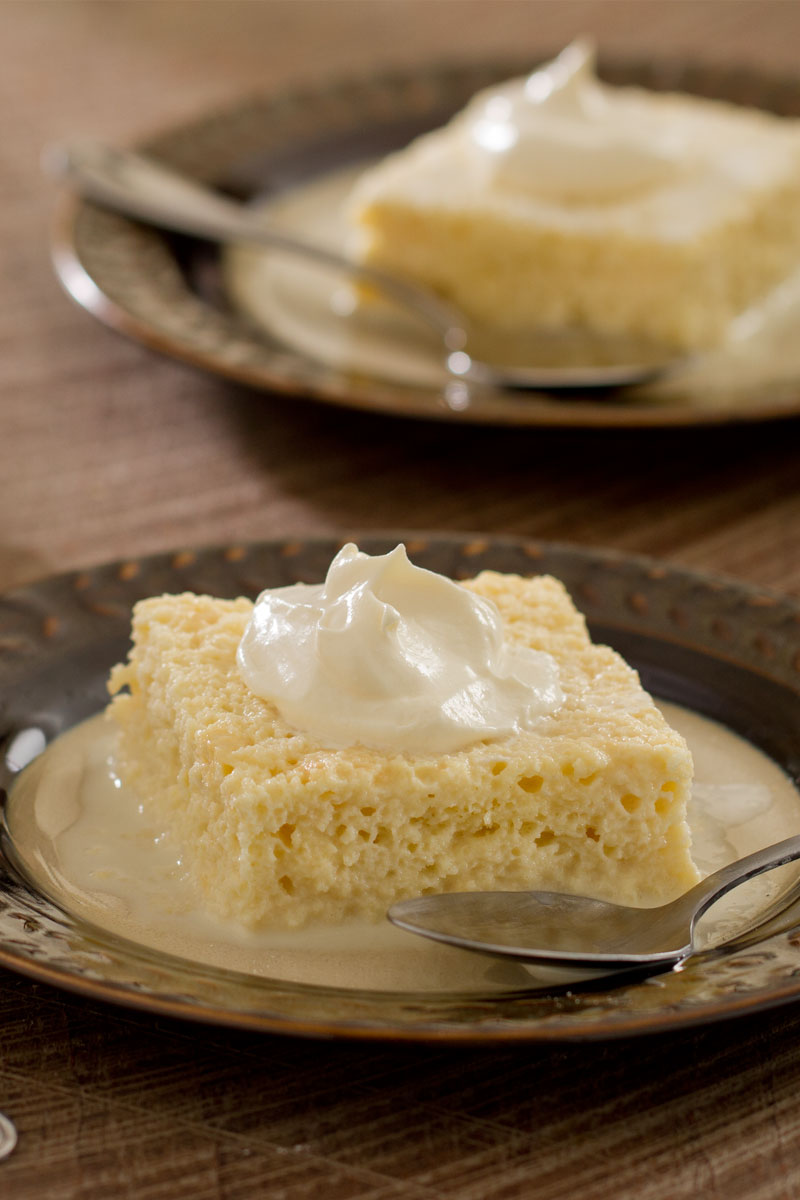 Tres Leches Cake Stonyfield Recipes