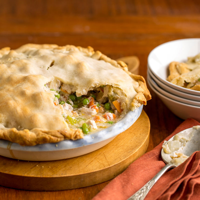 Turkey Pot Pie Stonyfield Recipes