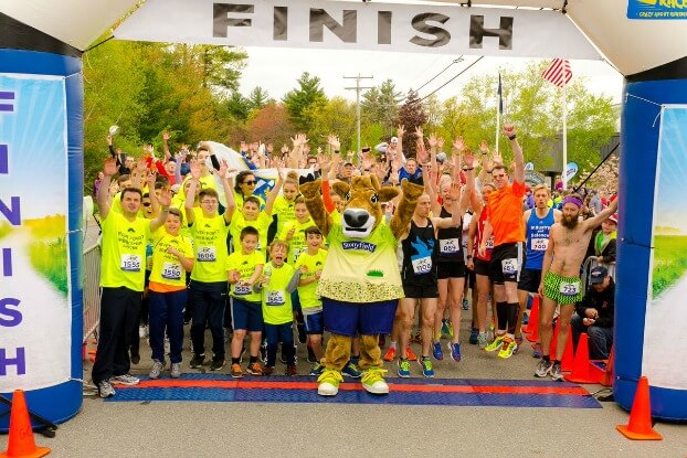 The Stonyfield 5K and Fair: Celebrating Our Neighbors and MoOoving our feet!