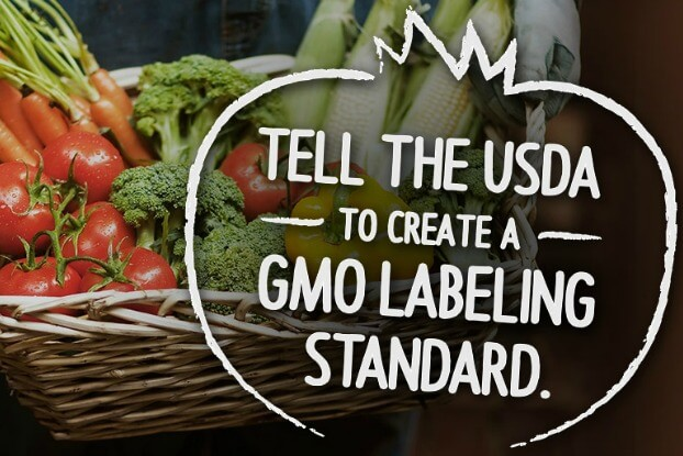 We Need Stricter GMO Labeling Laws: Tell the USDA Today
