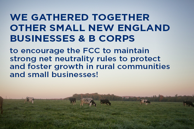 SAVE THE INTERNET – Net Neutrality Letter to the FCC