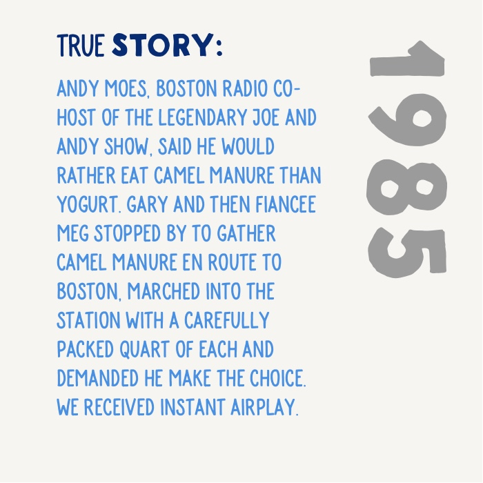 Our History Timeline   Stonyfield