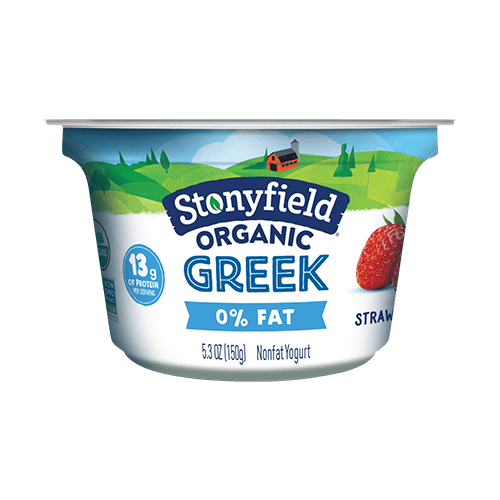 0% Fat Greek Strawberry