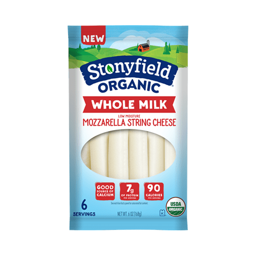Organic String Cheese