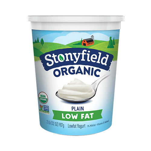 Low Fat Smooth & Creamy Plain