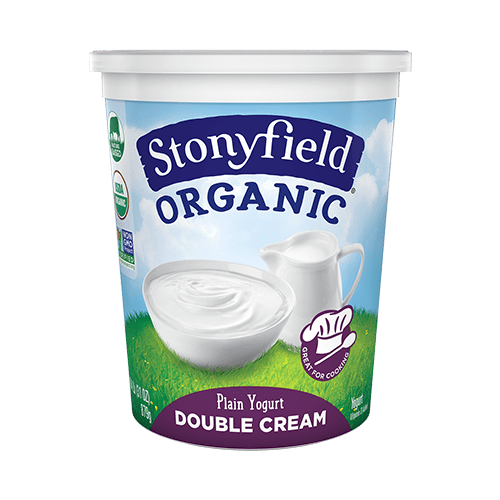 Double Cream Smooth & Creamy Plain