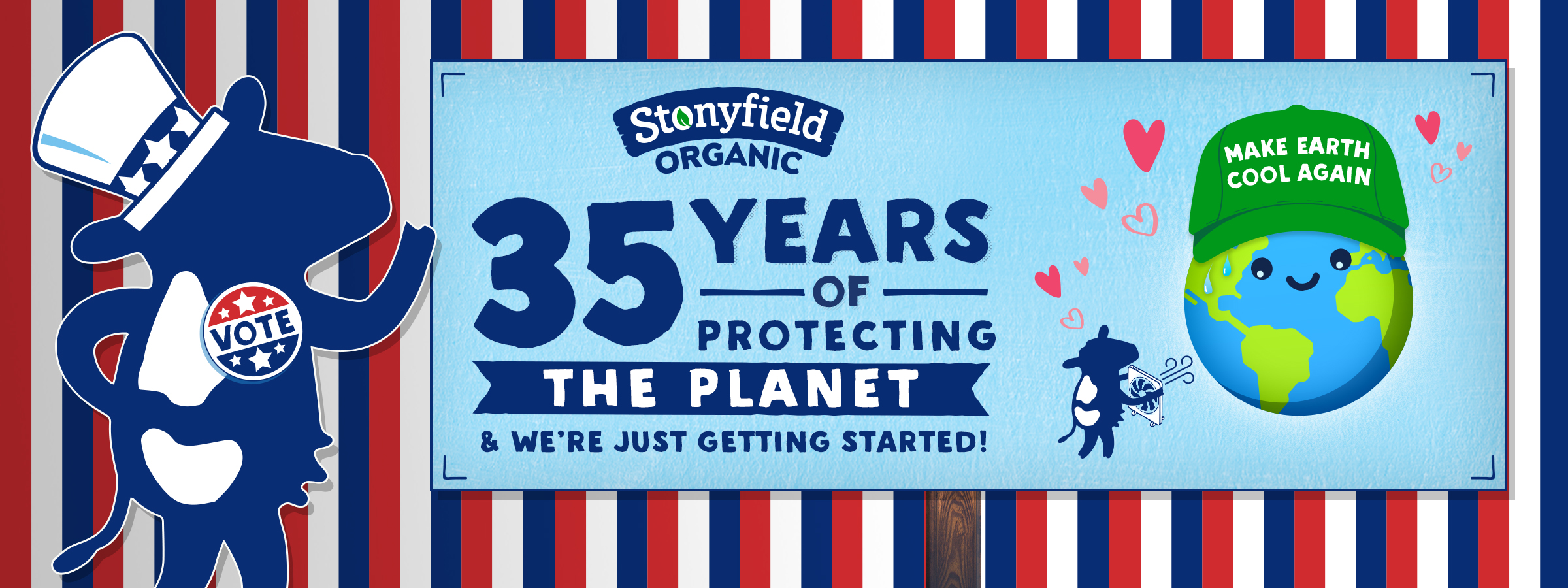 35 Years of Protecting the Planet
