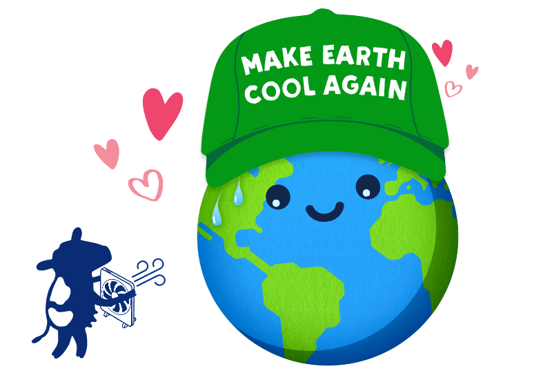 Make Earth Cool Again