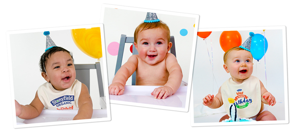 YoBaby 6 Month Birthday Sweeps Hero 2 Babies