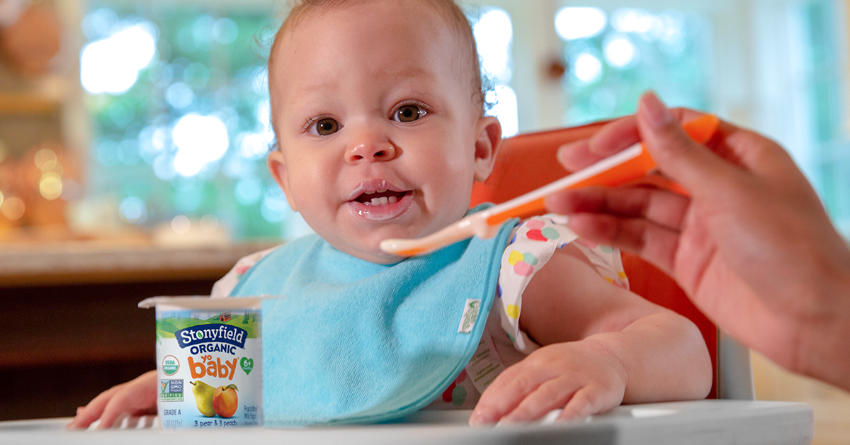 Tips For Adding Summer Produce to your Baby's Diet Hero Image