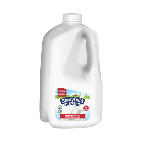 Stonyfield Organic Milk (Gallon)