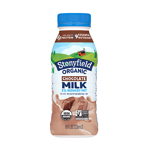 Chocolate 2% Reduced Fat Milk