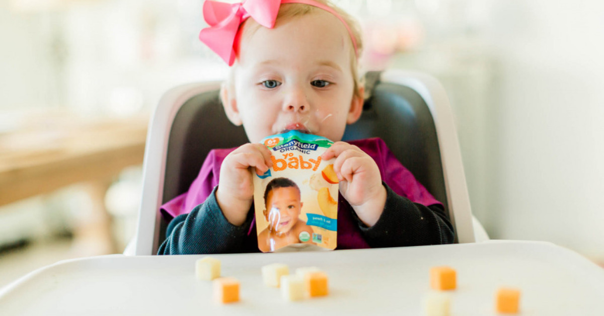 7 tips for teaching your baby to self-feed