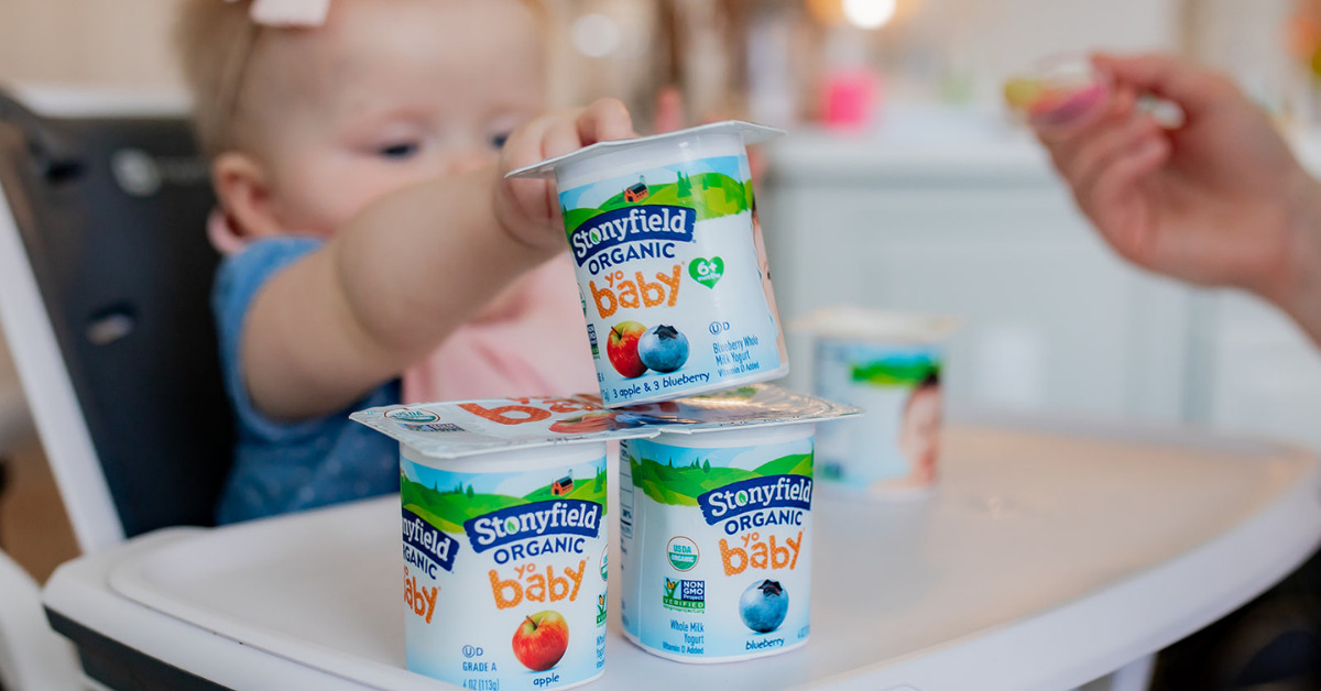 Why your baby needs yogurt in their diet