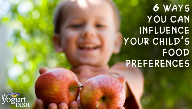 Make your child into a healthy eater with these tips
