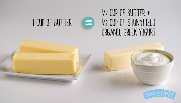 7 Days Of Substitution Day 2 You Butter Go Grab Some Yogurt Stonyfield