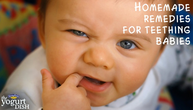 Remedies for teething babies