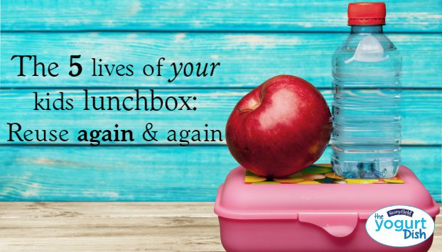 5 Lives of your kids lunchboxes