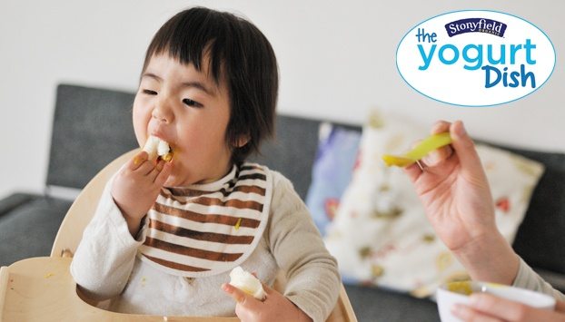 Raise a healthy eater with these tips!