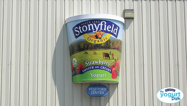 Visitors Center at Stonyfield