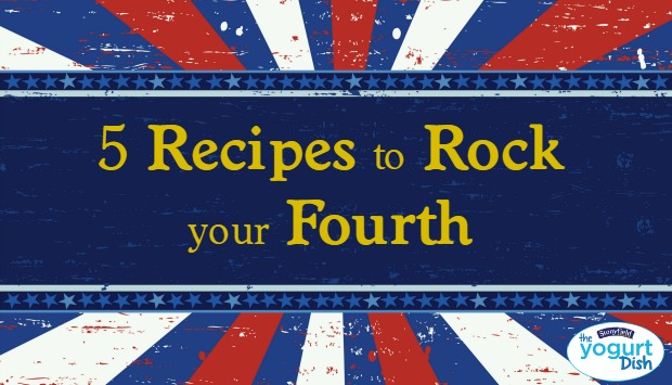 Rock your fourth with these awesome recipes!
