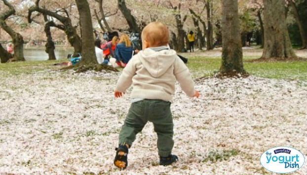Get outside with your baby with these fun ideas