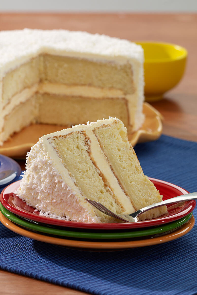 Coconut Cake | Stonyfield