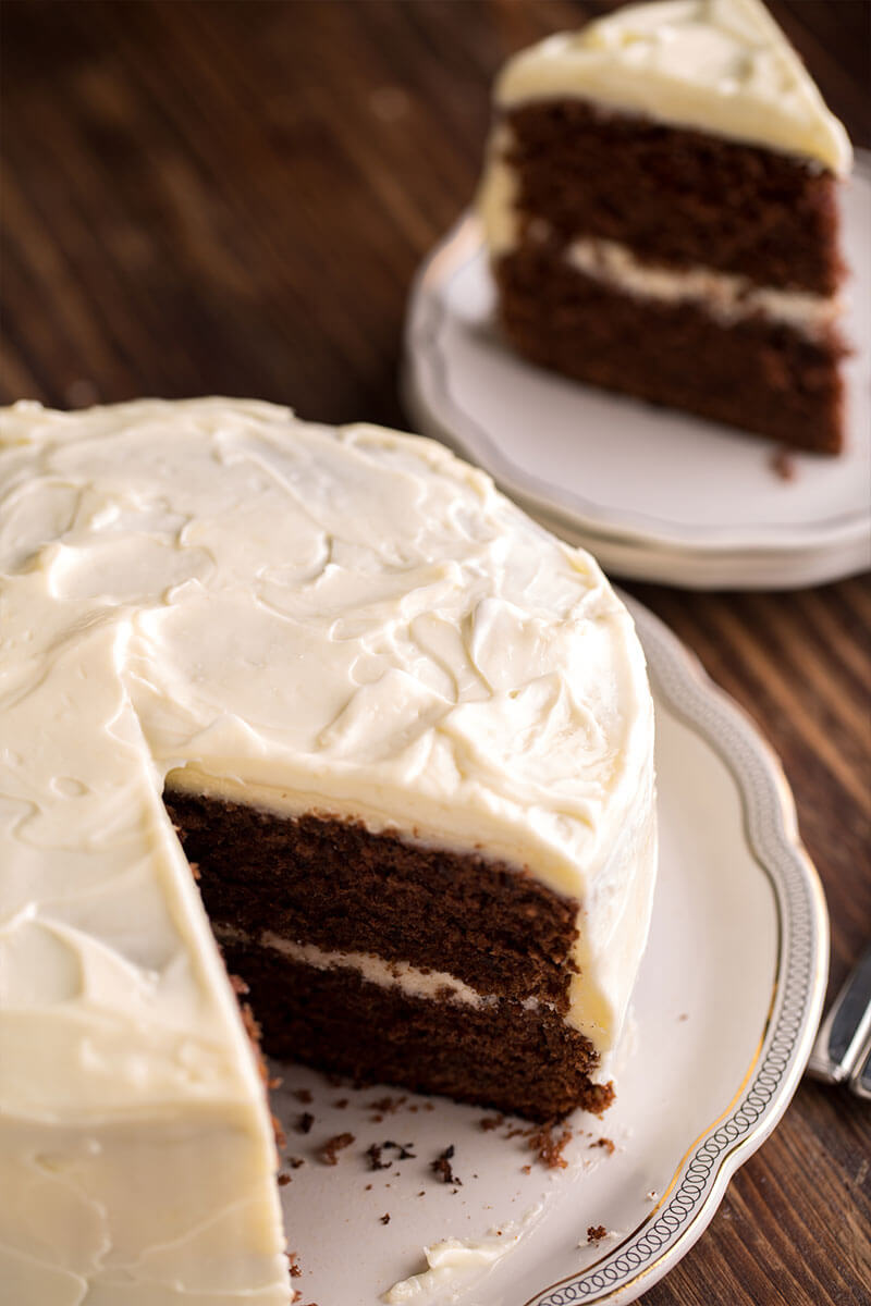 Devil's Food Cake | Stonyfield Recipes