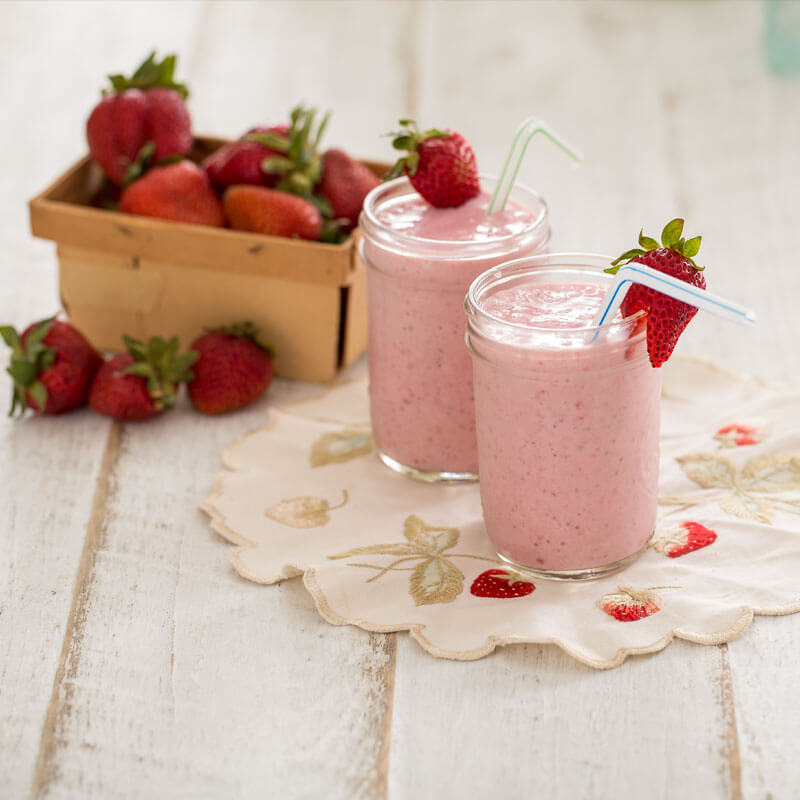 Epic Strawberry Shake | Stonyfield