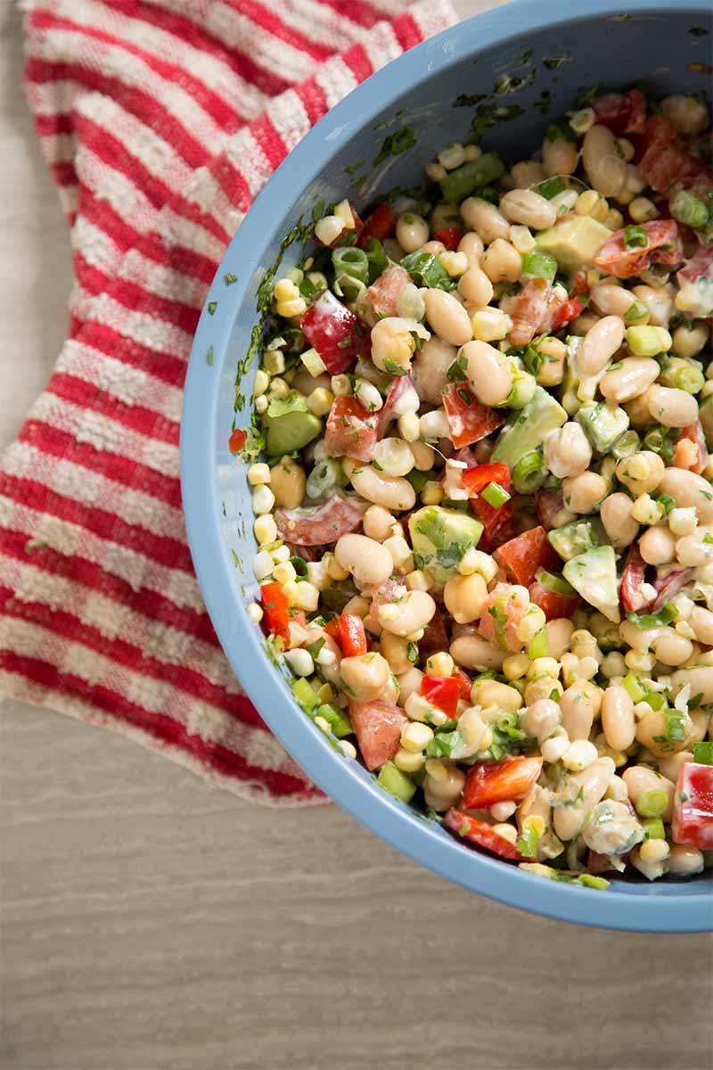Fresh Corn and Bean Salad | Stonyfield