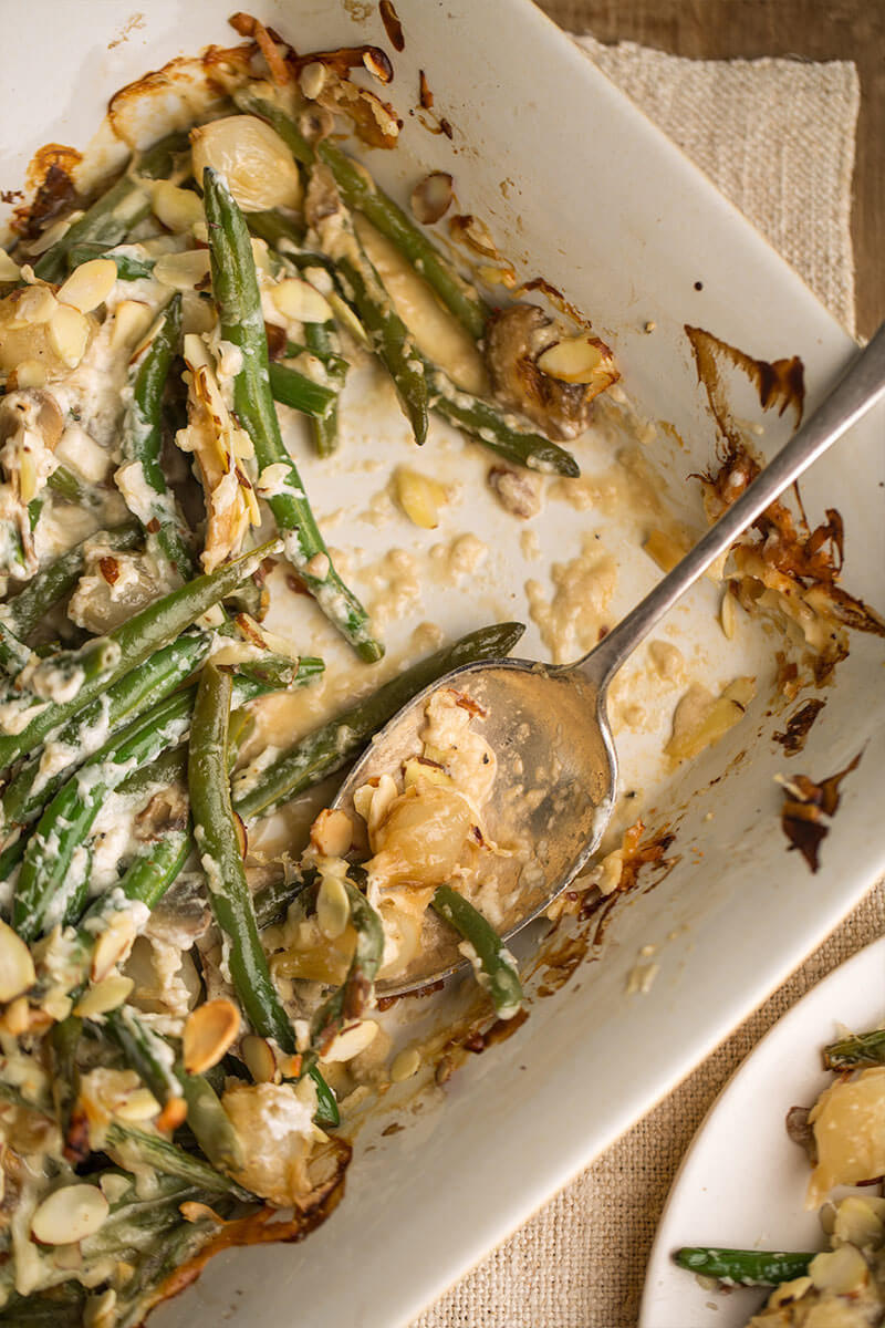 Green Bean Casserole | Stonyfield Recipes