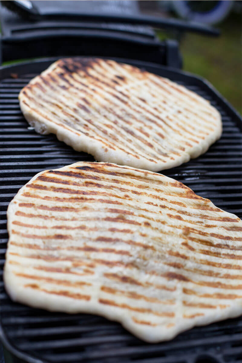 Grilled Flatbread | Stonyfield