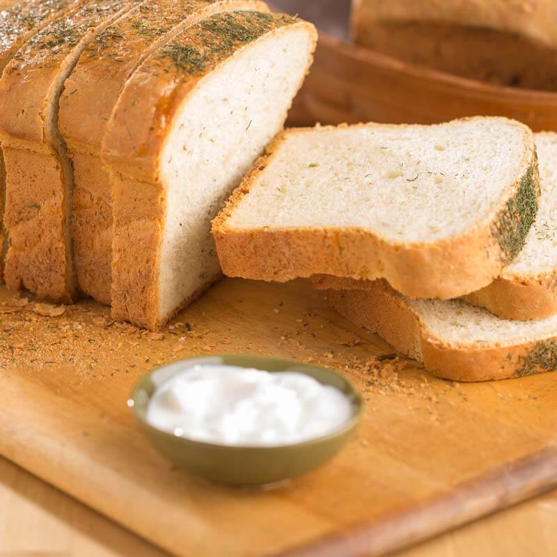 Hearty Dill Bread | Stonyfield