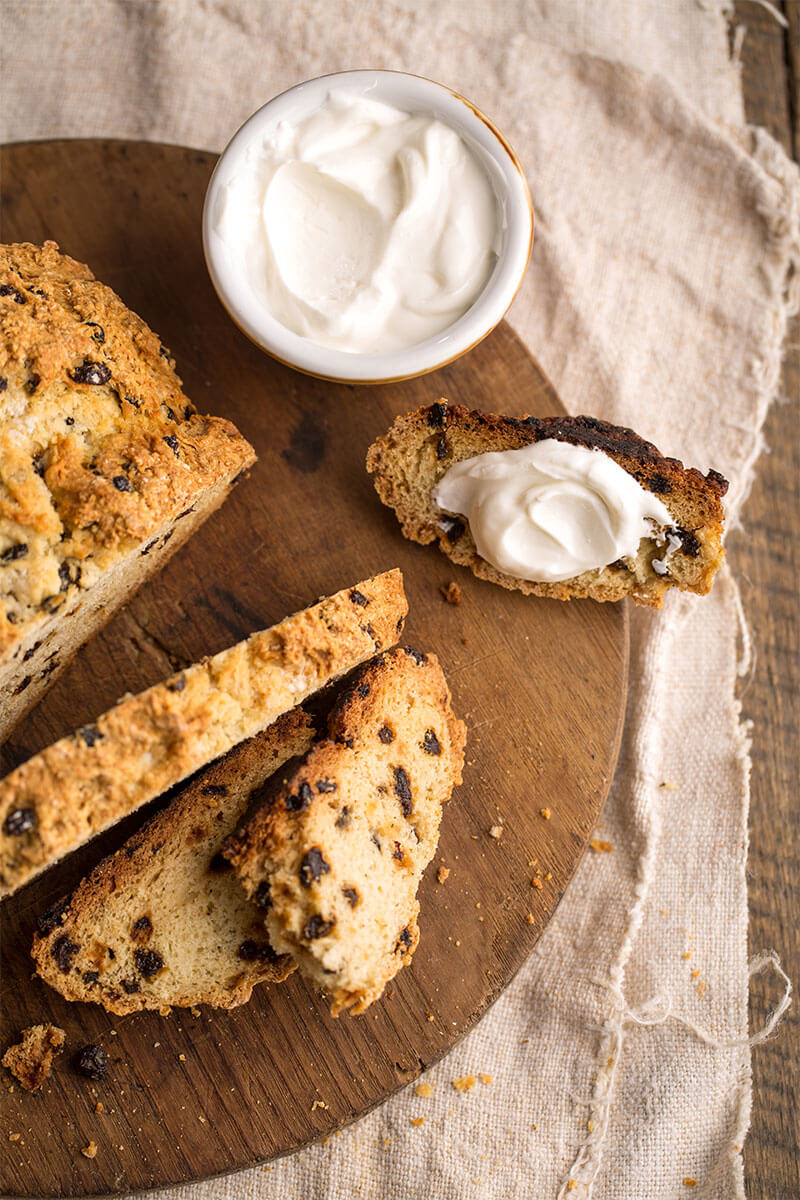 Irish Soda Bread | Stonyfield Recipes