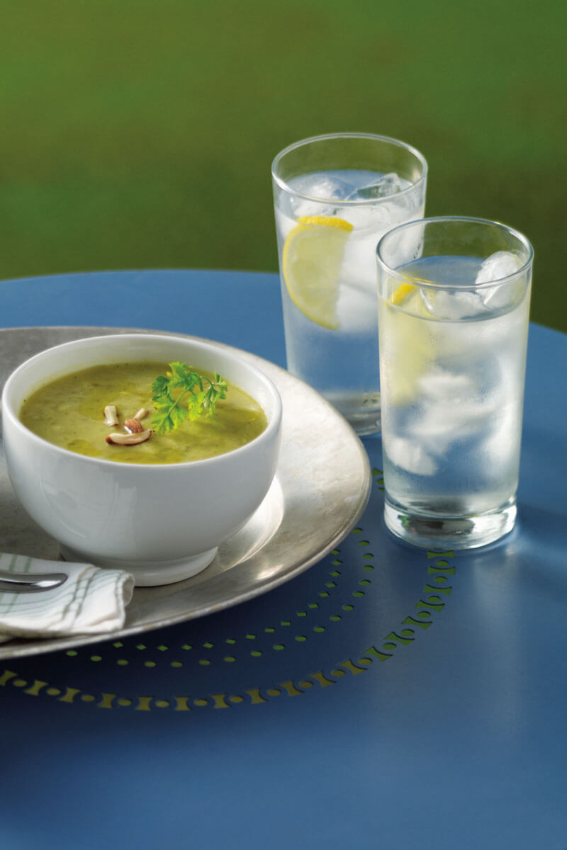 Late Summer Soup | Stonyfield