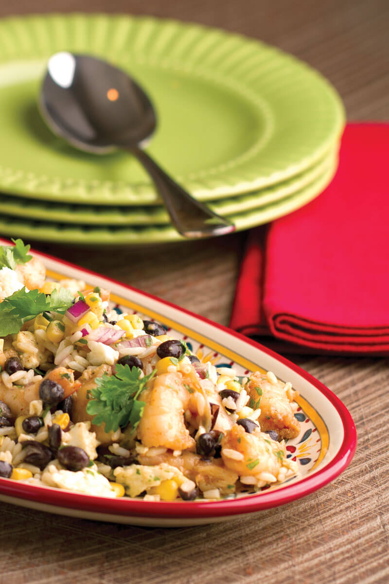 Mexican Rice Salad | Stonyfield