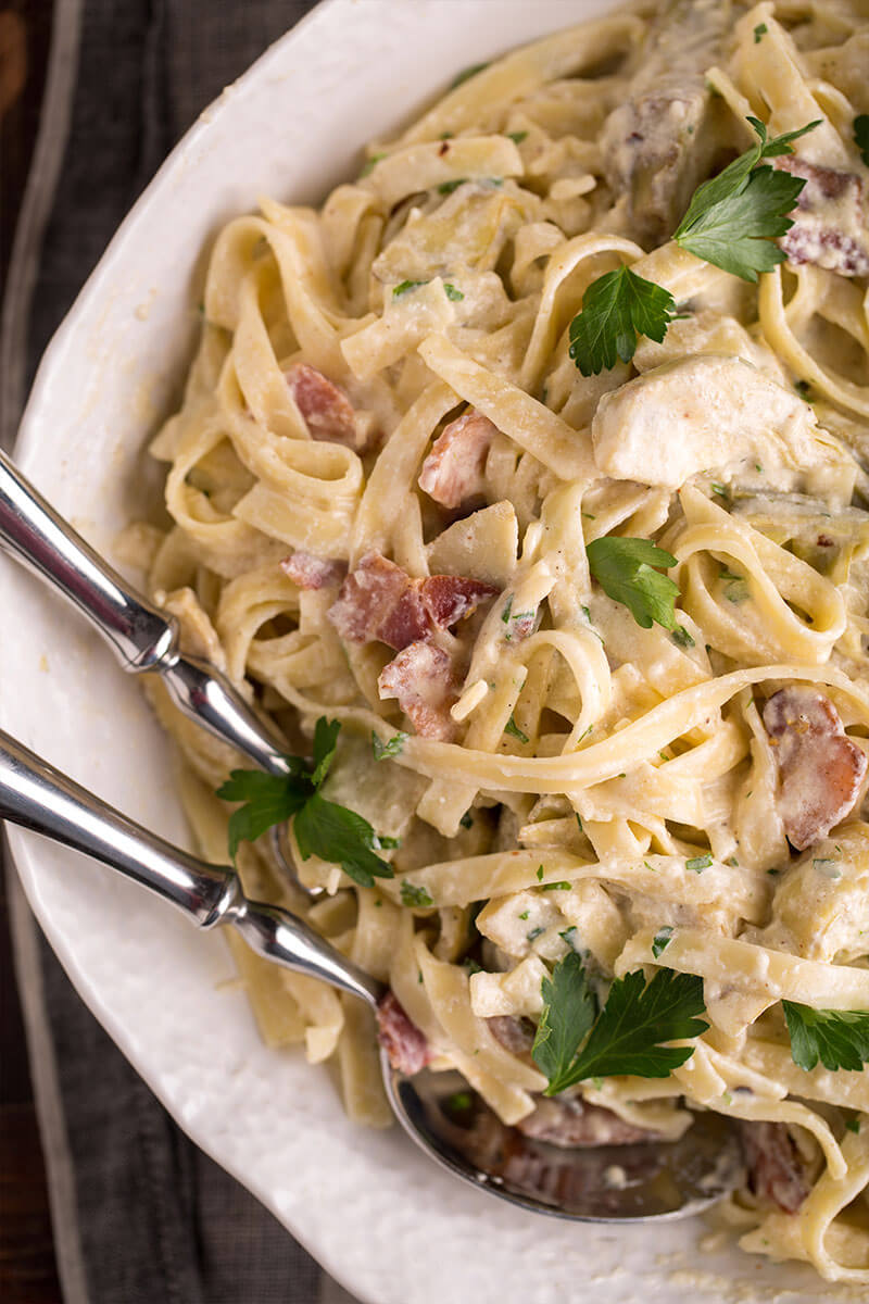 Pasta Carbonara | Stonyfield Recipes